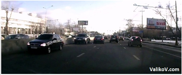 Дураки на дорогах - встречка