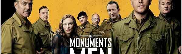 Охотники за сокровищами / The Monuments Men