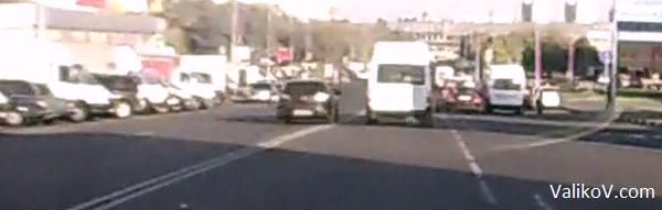 Дураки на дорогах — встречка в Люблино